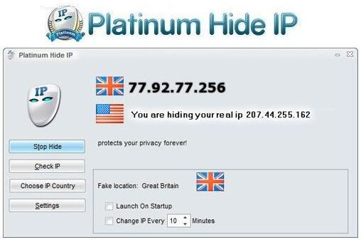 Platinum Hide IP 3.2.2.8 Full Serial