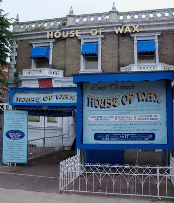 Louis Tussauds House of Wax in Great Yarmouth