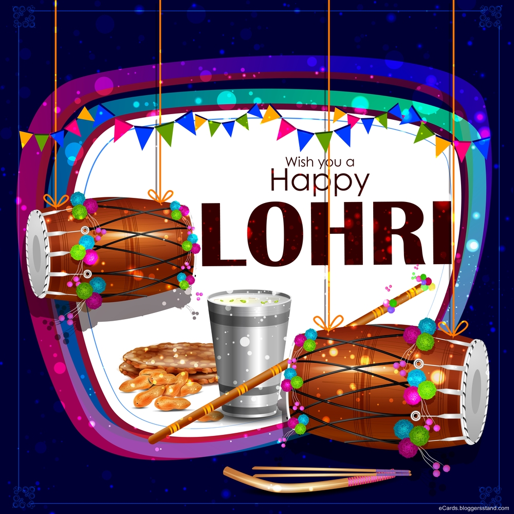 Best Wishes Happy Lohri 2021 Messages