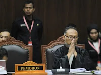 Saksi 02 Ditelanjangi, Bambang Widjojanto Tantang Saksi Ahli Kubu Jokowi-Ma'aruf