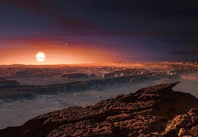 Có một hành tinh có thể ở được rất gần trái đất?