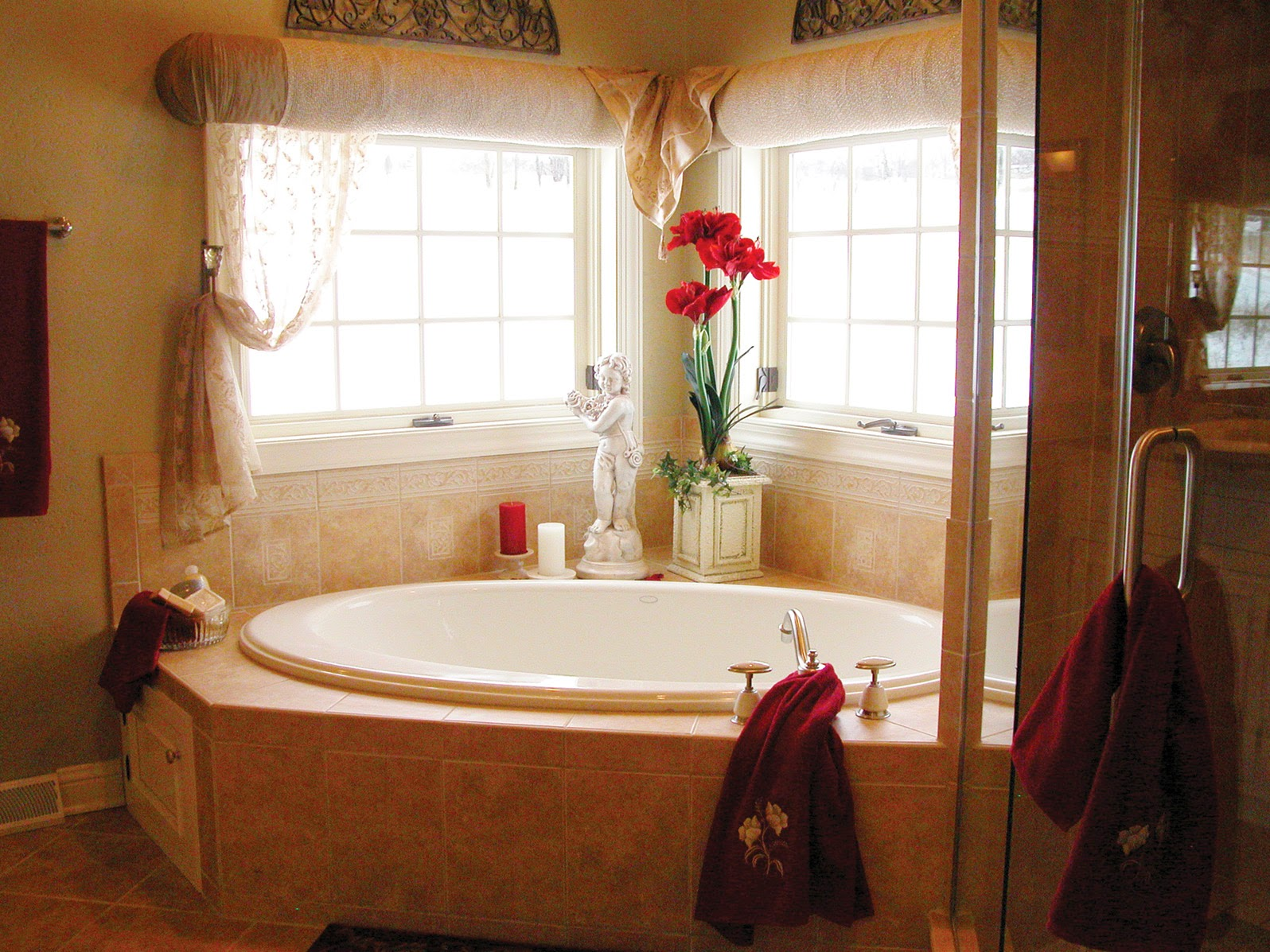 Pretty bathroom ideas | Bathroom Designs