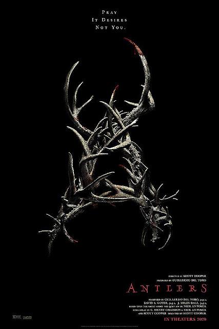Sinopsis Film Horror Antlers (2020) - Keri Russell, Jesse Plemons