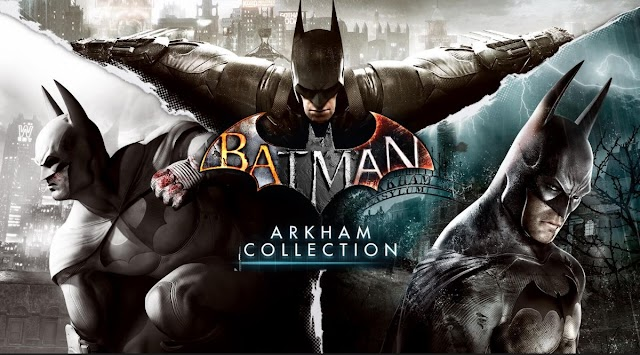 Grab Free Copy Of SIX Free Batman Games:The Batman Arkham Collection And LEGO Batman Trilogy 😍😍😍