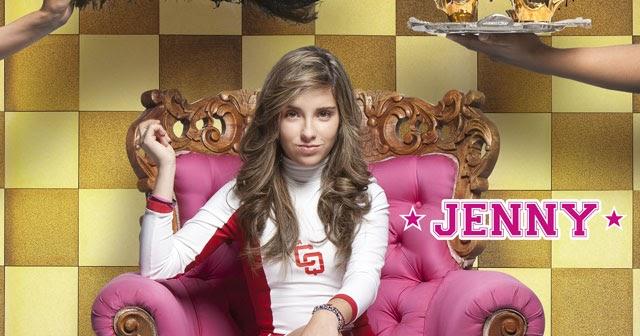 La CQ: Jenny (Fernanda Urdapilleta)