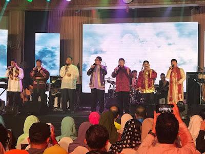 Senarai Pemenang Anugerah Nasyid 2019