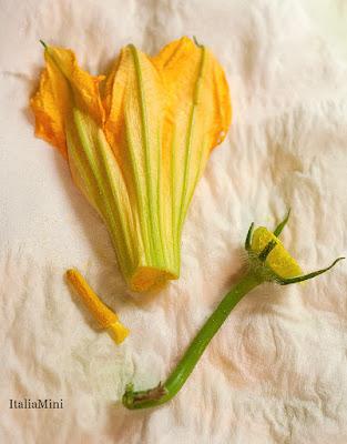 Kwiat na części