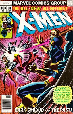 X-Men #106