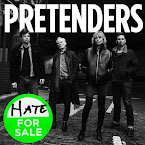 PRETENDERS - Hate for sale (Álbum)