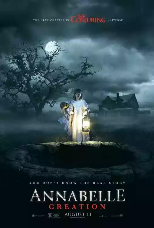 Annabelle 2: Creation (2017) Movie [Hindi English] 480p 720p HD