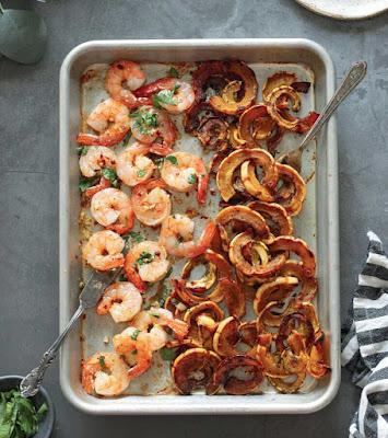 Sheet-Pan Shrimp Scampi Recipe
