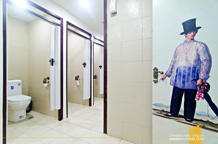 Tambayan Hostel Manila Toilet & Bath