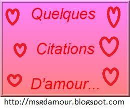 Citation d'amour les plus belles citations d'amour