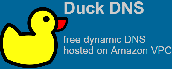 Duck Dns Gratis