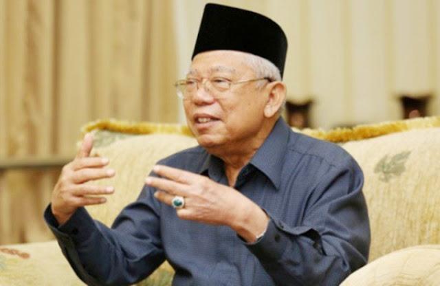 Jadi Wakil Presiden, Kiai Ma'ruf Amin: Santri Bisa Jadi Apa Saja