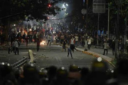 Kerusuhan 21-22 Mei, 32 Orang Masih Hilang, Komnas HAM Minta Keluarga Terus Koordinasi