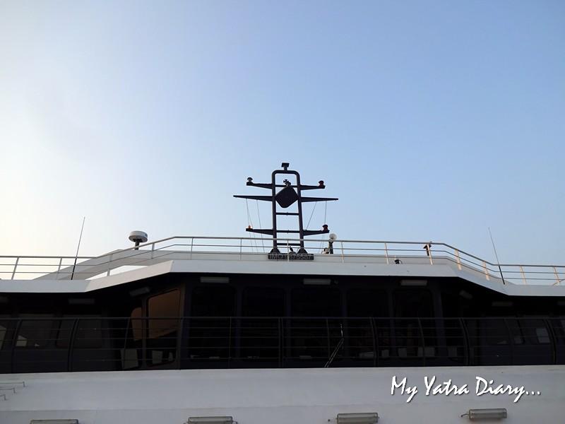 M2M Ro-Ro ferry Mumbai to  Alibagh