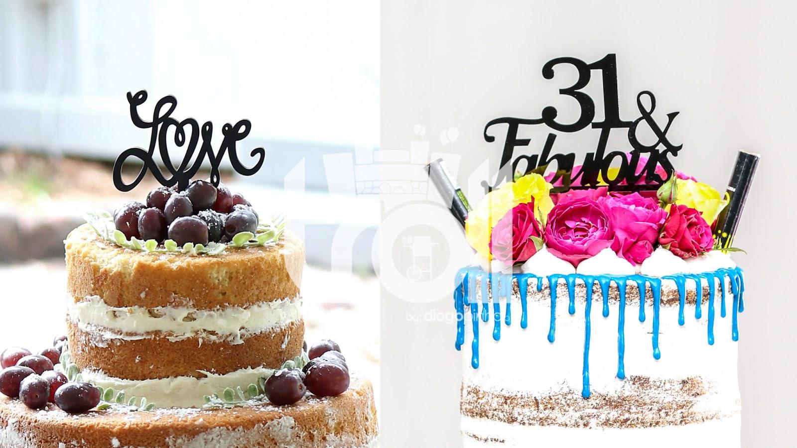 Toppers de bolo | Troll - Soluções para eventos