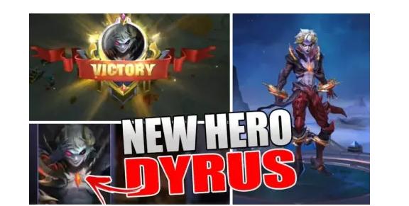 Beginilah Kekuatan Asli Hero Terbaru Mobile Dyrus Saat Kalahkan Leomord