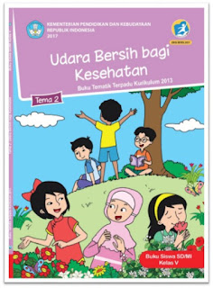 download gratis buku tematik kelas 5 tema 2