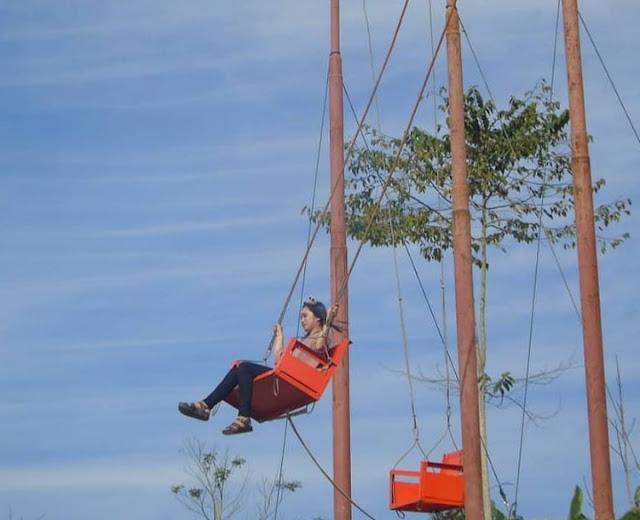lokasi dan tiket masuk Kampoeng Eropa Taman Sisik Melik Kerinci