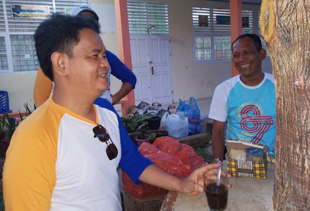Nofi Candra Ketua Iluni SMPN 2 Kota Solok