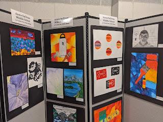 Winter Art Showcase 2019 - 1