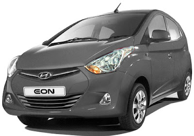 New Hyundai EON silver image