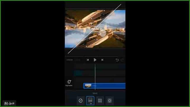 افضل برنامج مونتاج للاندرويد Movavi Clips لتعديل الفيديوهات