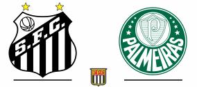 SantosFC X Palmeiras