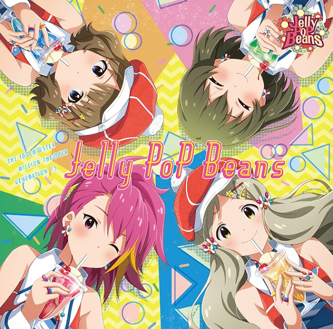 Download THE IDOLM@STER MILLION THE@TER GENERATION 15 Jelly PoP Beans