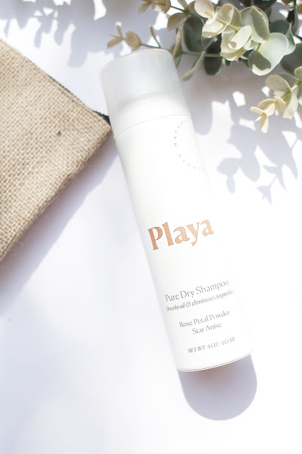 Playa, Pure Dry Shampoo, Haircare, luxury, Dry shampoo, Shelby Wild, California brand
