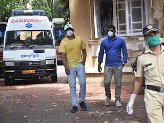 सुशांत केस : एंबुलेंस ड्राइवर को मिल रही धमकियां   #NayaSaveraNetwork