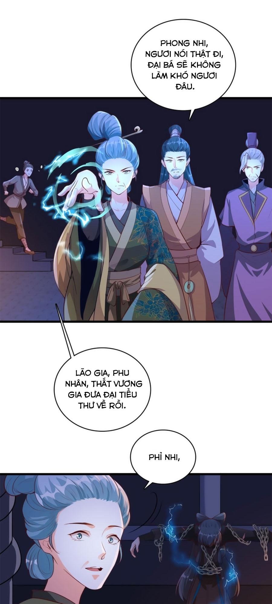 Phản Phái Nữ Đế Lai Tập chap 31 - Trang 6