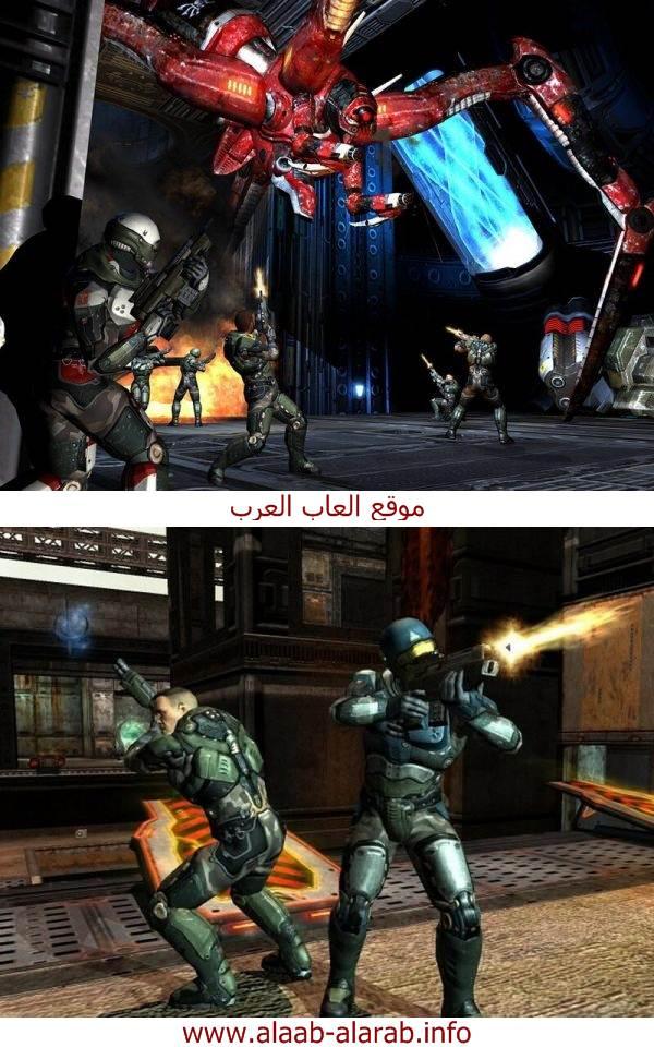 تحميل لعبة Quake 4 للكمبيوتر مجانا
