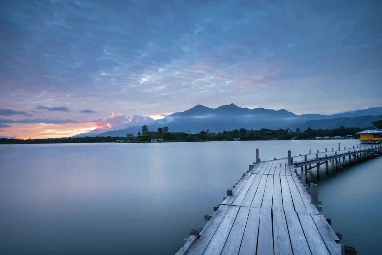 Wisata Danau Sentani, Keindahan Indonesia di Ujung Timur