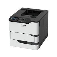 Sharp MX-B557P Driver Printer