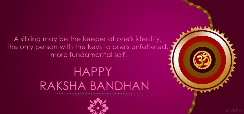 Happy Raksha Bandhan Images, Quotes, And Wishes
