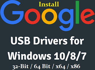 Install-Google-USB-Drivers-and-ADB-With-Fastboot