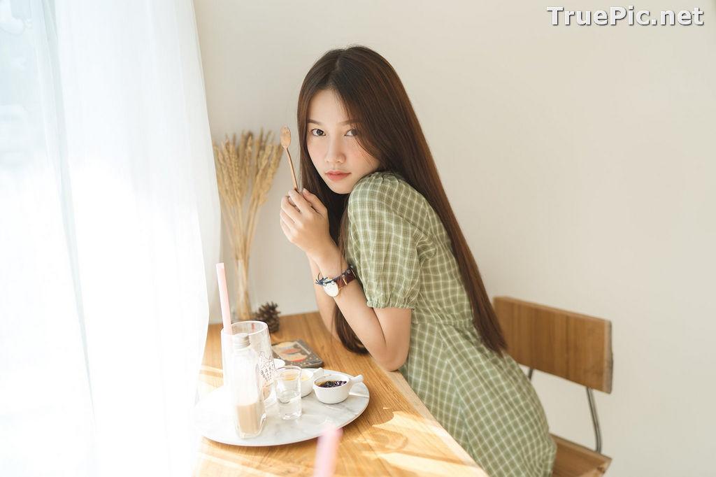 Image Thailand Cute Model - Pimpisa Kitiwinit - Milk Tea Girl - TruePic.net - Picture-9