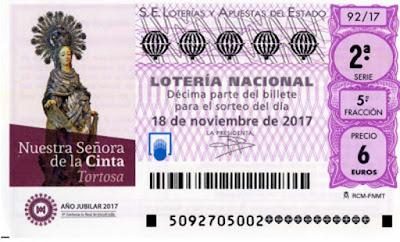 loteria nacional senora de la cinta