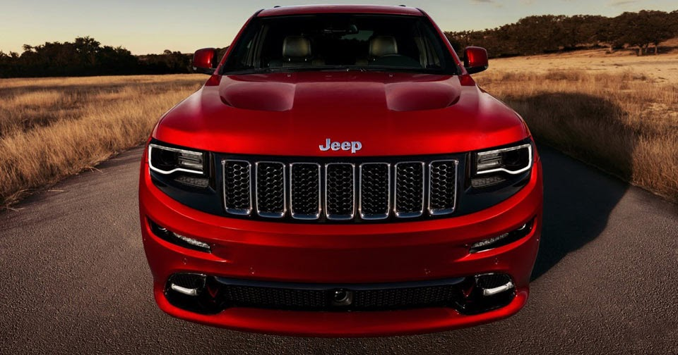 Jeep Confirms Grand Cherokee Trackhawk For New York Auto Show
