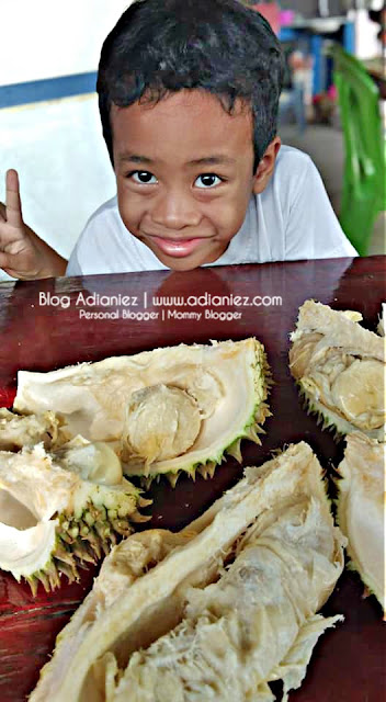 Makan Durian Musang Queen | Sedap & Murah