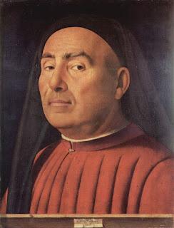 Ritratto d'uomo di Antonello da Messina