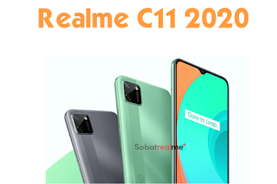 Realme C11 PNG