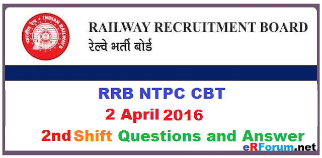 rrb-ntpc-solved-paper-2-april-2016