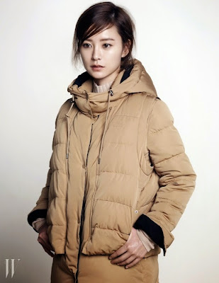 Jung Yoo Mi - W Magazine November Issue 2014