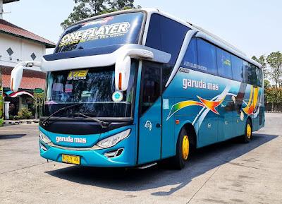 Foto Bus Garuda Mas One Player