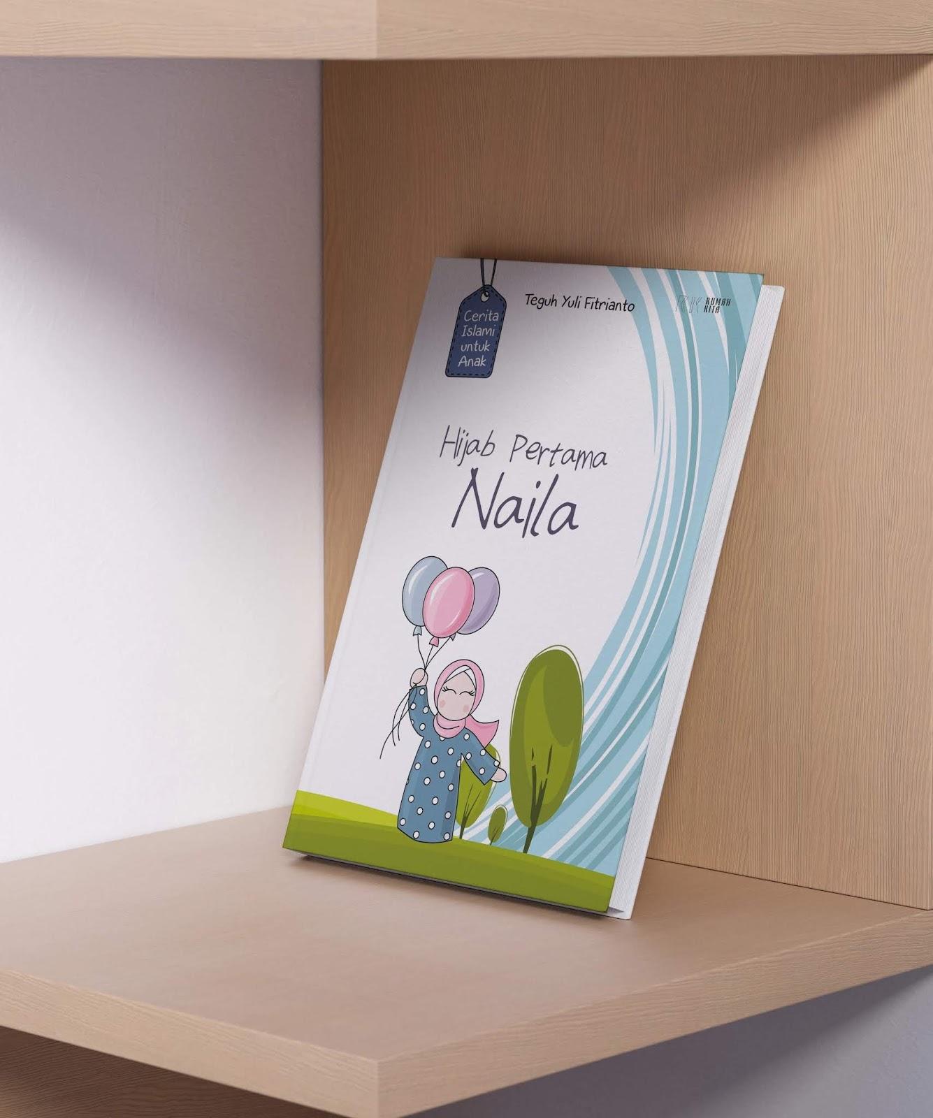 Hijab Pertama Naila