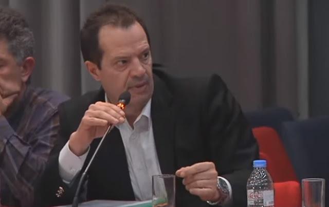 Γ. Δέδες: Το Πε.Συ. Πελοποννήσου αντίθετο με την περικοπή των χρηματοδοτήσεων για την Αυτοδιοίκηση